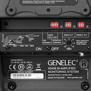 Genelec-8040B-rear